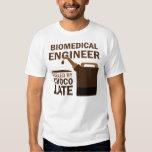 Biomedical Engineer (Funny) Chocolate T-Shirt