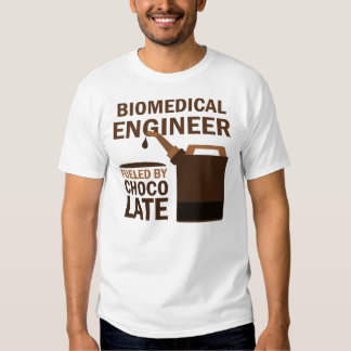 Biomedical Engineer (Funny) Chocolate T Shirt