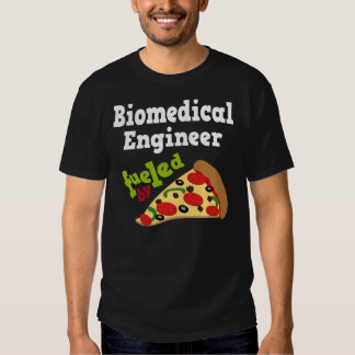 Biomedical Engineer (Funny) Pizza Gift T-shirt