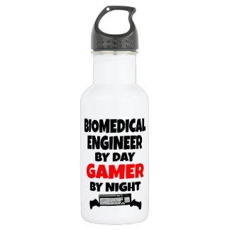 Biomedical Engineer Gamer Water Bottle