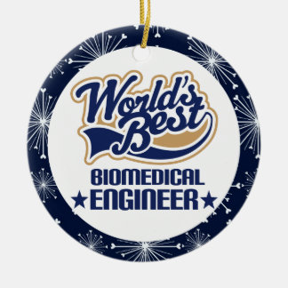 Biomedical Engineer Gift Ornament