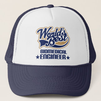Biomedical Engineer Gift Trucker Hat
