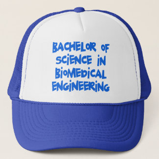 Biomedical Engineering Trucker Hat