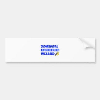 Biomedical Engineering Wizard Bumper Sticker