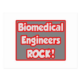 Biomedical Engineers Rock! Postcard