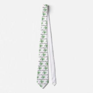 Biomedical necktie