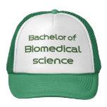 Biomedical Science Mesh Hats