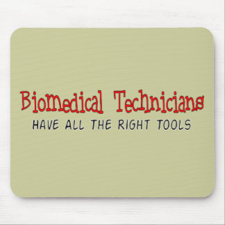 Biomedical Technician Gifts Mouse Pad