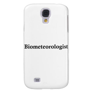 Biometeorologist Galaxy S4 Cover