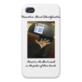 Biometric Hand Identification iPhone 4/4S Case