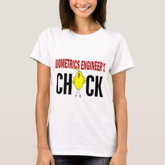 BIOMETRICS ENGINEER'S CHICK T-Shirt