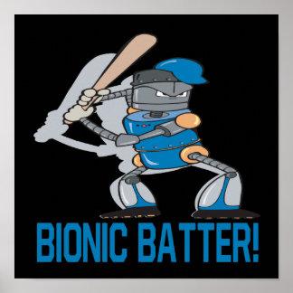 Bionic Batter Poster