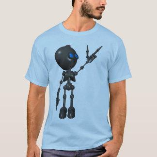 Bionic Boy 3D Robot - Finger Gun 2 - Original T-Shirt