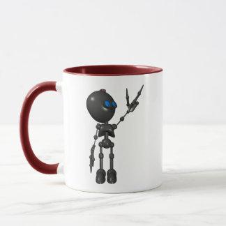 Bionic Boy 3D Robot - Finger Guns 2 - Original Mug