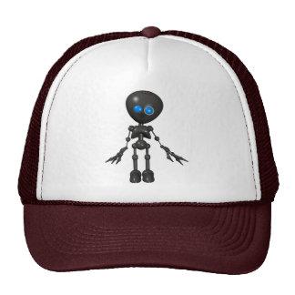 Bionic Boy 3D Robot - Looking Forward Trucker Hat