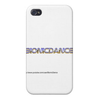 BionicDance iPhone 4 Cases