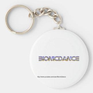 BionicDance Keychain