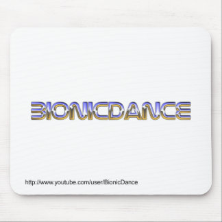BionicDance Mouse Pad