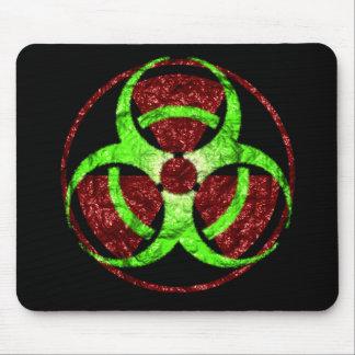 BioNuclear Symbol Mousepad
