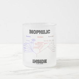 Biophilic Inside (Phylogenetic Tree Of Life) Coffee Mug