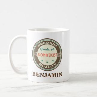 Biophysicist Personalized Office Mug Gift