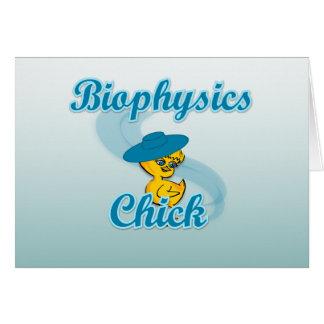 Biophysics Chick #3 Card