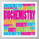 Bioquímica colorida impresiones
