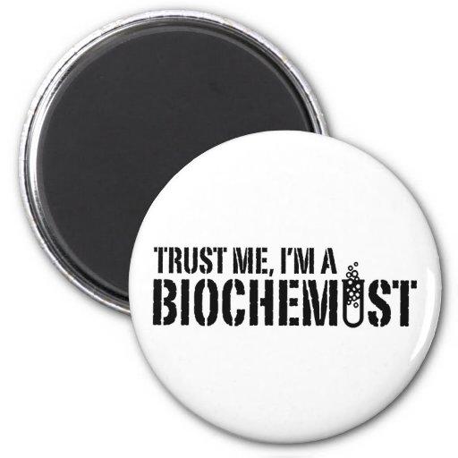Bioquímico Imanes De Nevera
