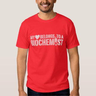Bioquímico Poleras