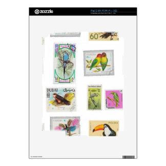 Biord Stamps iPad 2 Skin