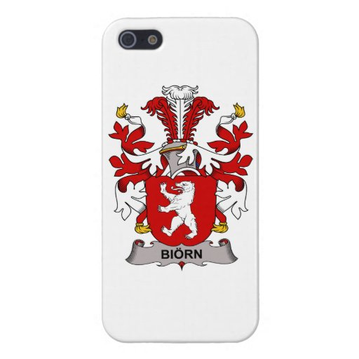 Biorn Family Crest Cover For iPhone 5
