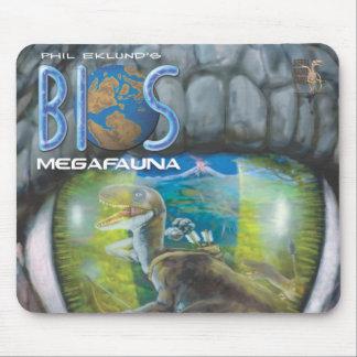 Bíos Megafauna Mousepad Alfombrillas De Raton