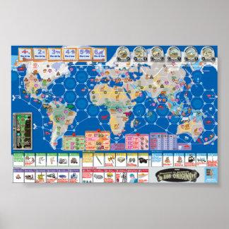 Bios-Origins Poster Map