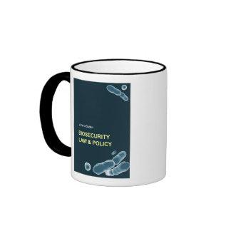 Biosecurity Books 2014 Ringer Coffee Mug