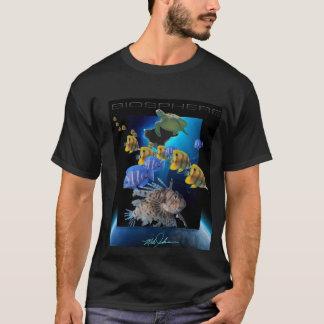 Biosphere Earth Gaia - The Living Earth T-Shirt