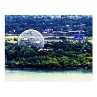 Biosphere Postcard