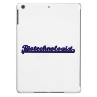 Biotechnologist Classic Job Design iPad Air Cover