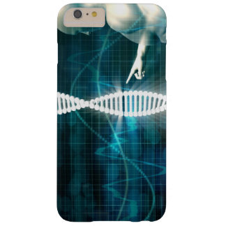 Biotechnology as a Research Abstract Background Barely There iPhone 6 Plus Case