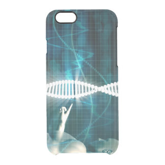 Biotechnology as a Research Abstract Background Clear iPhone 6/6S Case