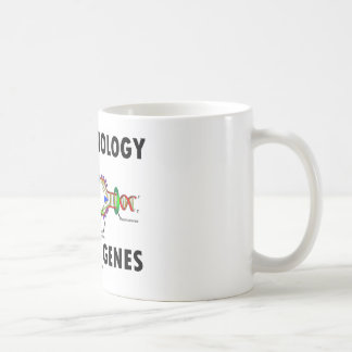 Biotechnology Is In My Genes (DNA Replication) Coffee Mug