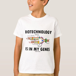 Biotechnology Is In My Genes (DNA Replication) T-Shirt