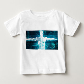 Biotechnology or Biology Technology Biotech Baby T-Shirt