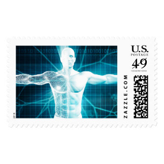 Biotechnology or Biology Technology Biotech Postage