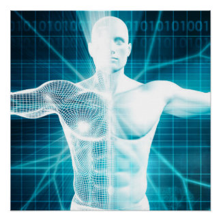 Biotechnology or Biology Technology Biotech Poster