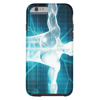 Biotechnology or Biology Technology Biotech Tough iPhone 6 Case