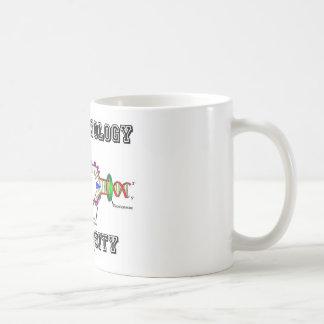 Biotechnology University (DNA Replication) Coffee Mug