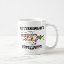 Biotechnology University (DNA Replication) Mugs