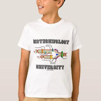 Biotechnology University (DNA Replication) T-Shirt