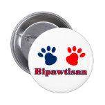 Bipawtisan Politics Buttons