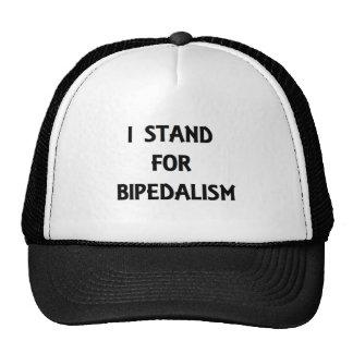 Bipedalism Trucker Hat